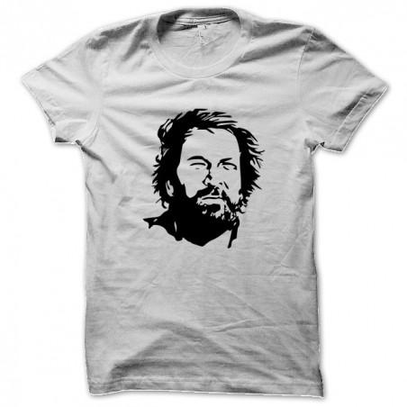 Bud Spencer Carlo Pedersoli T-shirt Black White. sublimation