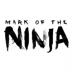 tee shirt mark of the white ninja sublimation