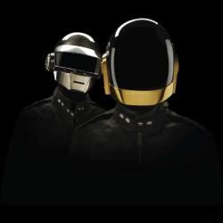 Tee shirt Daft Punk nouveau logo Random Access Memories sublimation