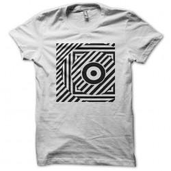 t-shirt dazzled art white...