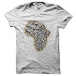 Tee shirt State of Africa fan art  sublimation