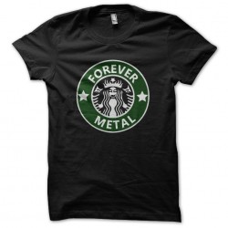 Forever Metal shirt...