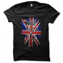 shirt Rock Never Die black...