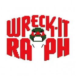 tee shirt wreck it raphael...