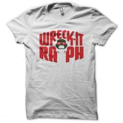 tee shirt wreck it raphael tortue ninja  sublimation