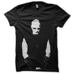 t-shirt black plague black...