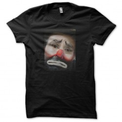tee shirt clown triste...
