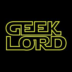 t-shirt geek lord black sublimation