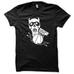 tee shirt street bale nohejbalnoir sublimation