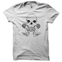 tee shirt hiphop never dies...