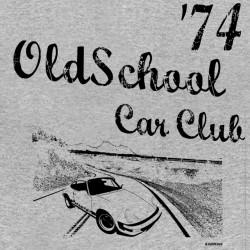 Tee shirt Oldschool 911...