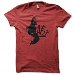 hip hop dance shirt red...