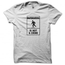 tee shirt skateboarding is...