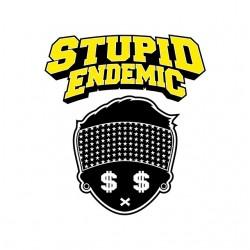 shirt Stupid Endemic white...