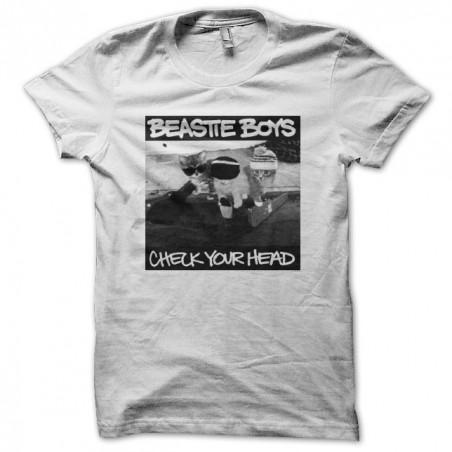 Tee shirt Beastie Boys parodie chat  sublimation