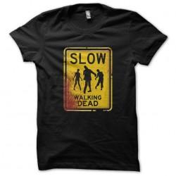 shirt slow walking dead...
