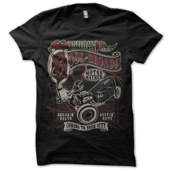 t-shirt Rock Steady Rods &...