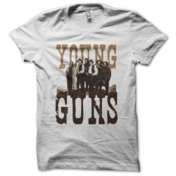 Young Guns white...