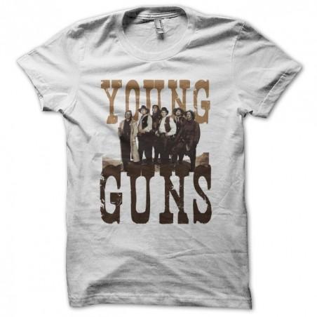 Tee shirt Young Guns  sublimation