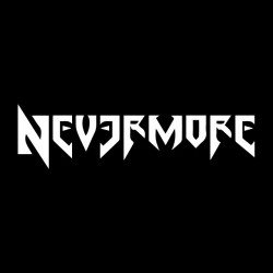 nevermore black sublimation tee shirt