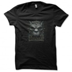 tee shirt Mad dog  sublimation