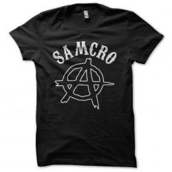 Tee Shirt SAMCRO Anarchy...