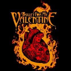 tee shirt Hearts BurstInto bullet for my valentine  sublimation