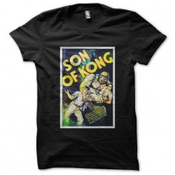 t-shirt son of kong poster...