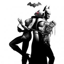 batman white arkham...