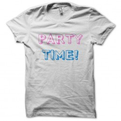 tee shirt party time...