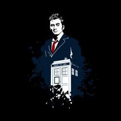 doctor shirt who alien black sublimation