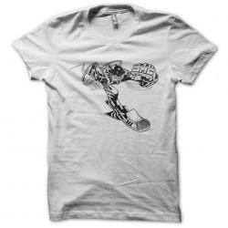 t-shirt dmc runing white...