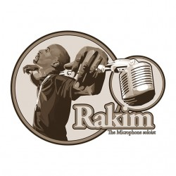 T-shirt Rakim white...