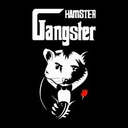 tee shirt hamter gangster  sublimation