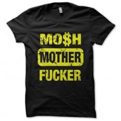 tee shirt mosh mother fucker  sublimation