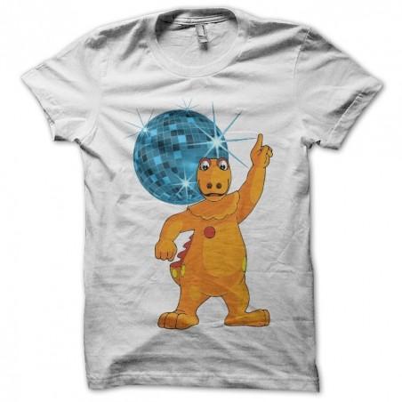 Casimir disco white sublimation t-shirt