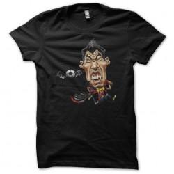 t-shirt luis suarez black sublimation