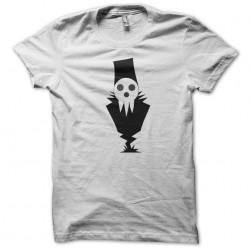 tee shirt Soul Eater white...