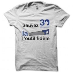 Tee shirt Lassie parodie la...