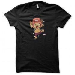 tee shirt one piece chopper...