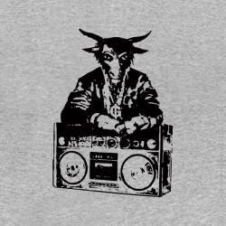 t-shirt satan radio...