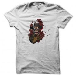tee shirt Freddy krooger  sublimation
