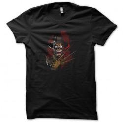 Freddy t-shirt in black...