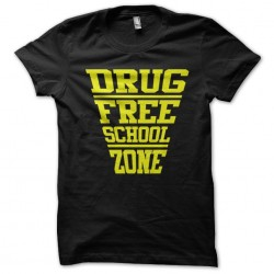 drug free school t-shirt...