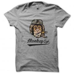 tee shirt monkey cafe...
