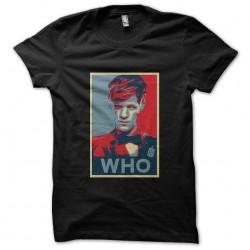 tee shirt matt smith dr who...