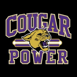 tee shirt cougar power...