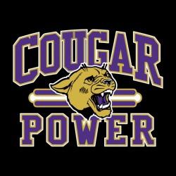 tee shirt cougar power...