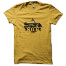 tee shirt science...