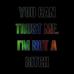 tee shirt trust me im not a...